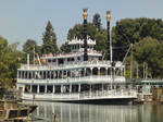 The Mark Twain Riverboat by MightyMorphinPower4
