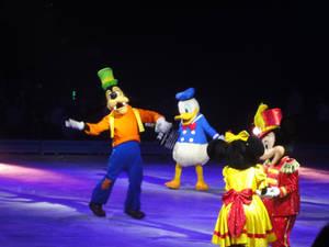 Disney on ice 8 cardiff 2017