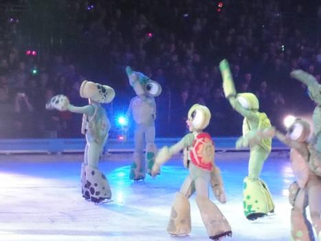 Disney On ice 18 Cardiff 2017