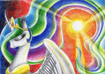Princess of the sun by Lunar-White-Wolf