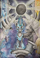 Eternal night by Lunar-White-Wolf