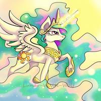 Sunshine by Lunar-White-Wolf