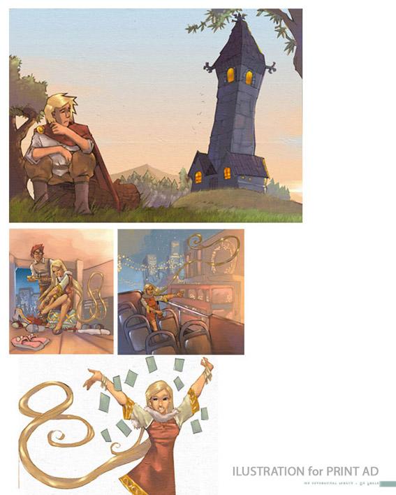 fairy tale 2 by darklycan