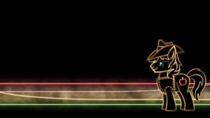Braeburn Glow Wallpaper (For Pika-chan1000)