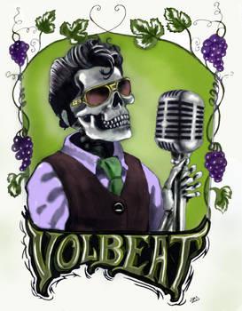 Volbeat Poster