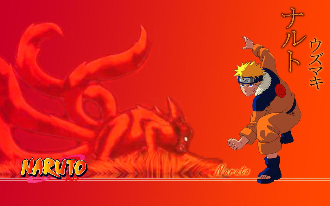 Naruto 1280x800 wallpaper