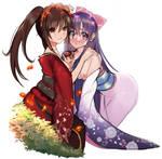 Kurumi is gay 3
