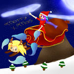 Secret Santa 2012~! by Hiccupping