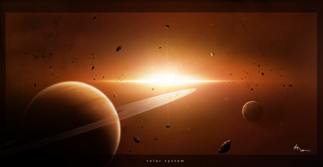 Solar System by FacundoDiaz