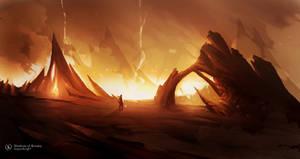 Shadows of Bravery by FacundoDiaz