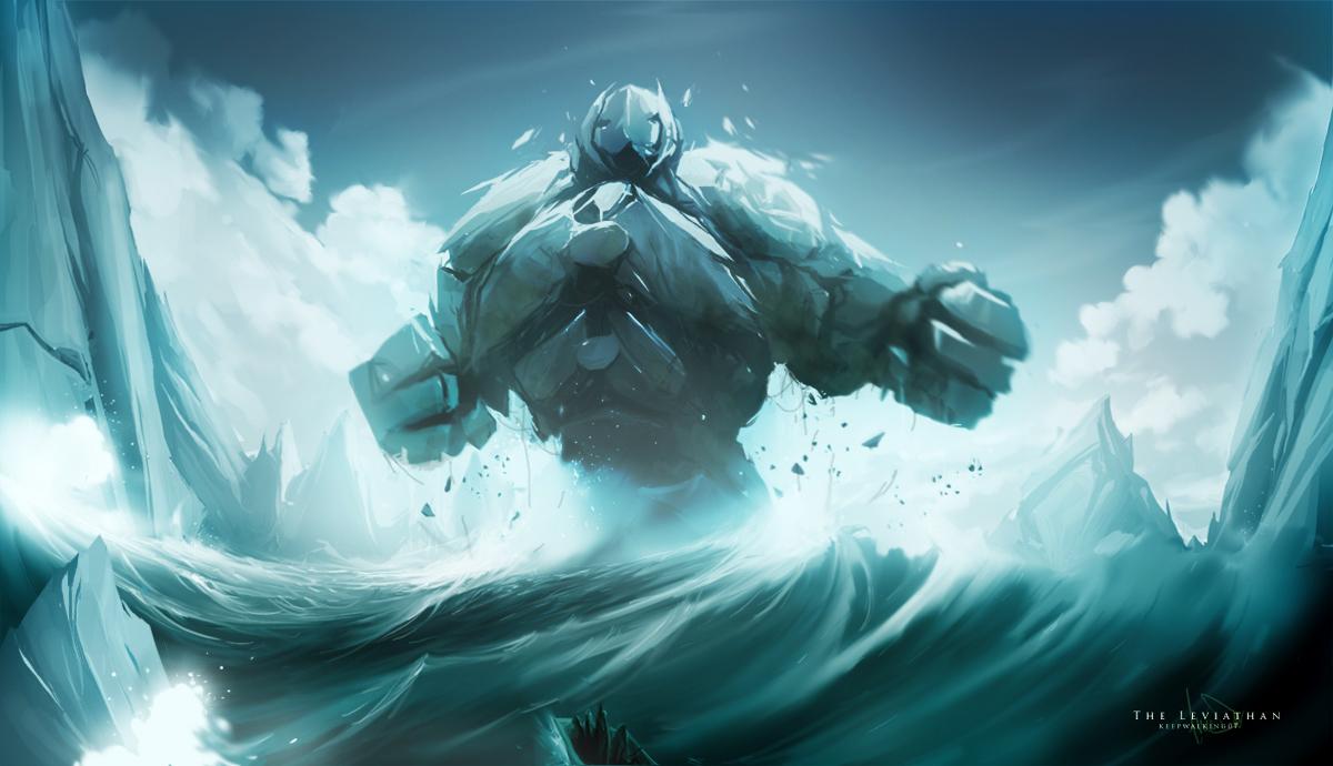 The Leviathan by FacundoDiaz