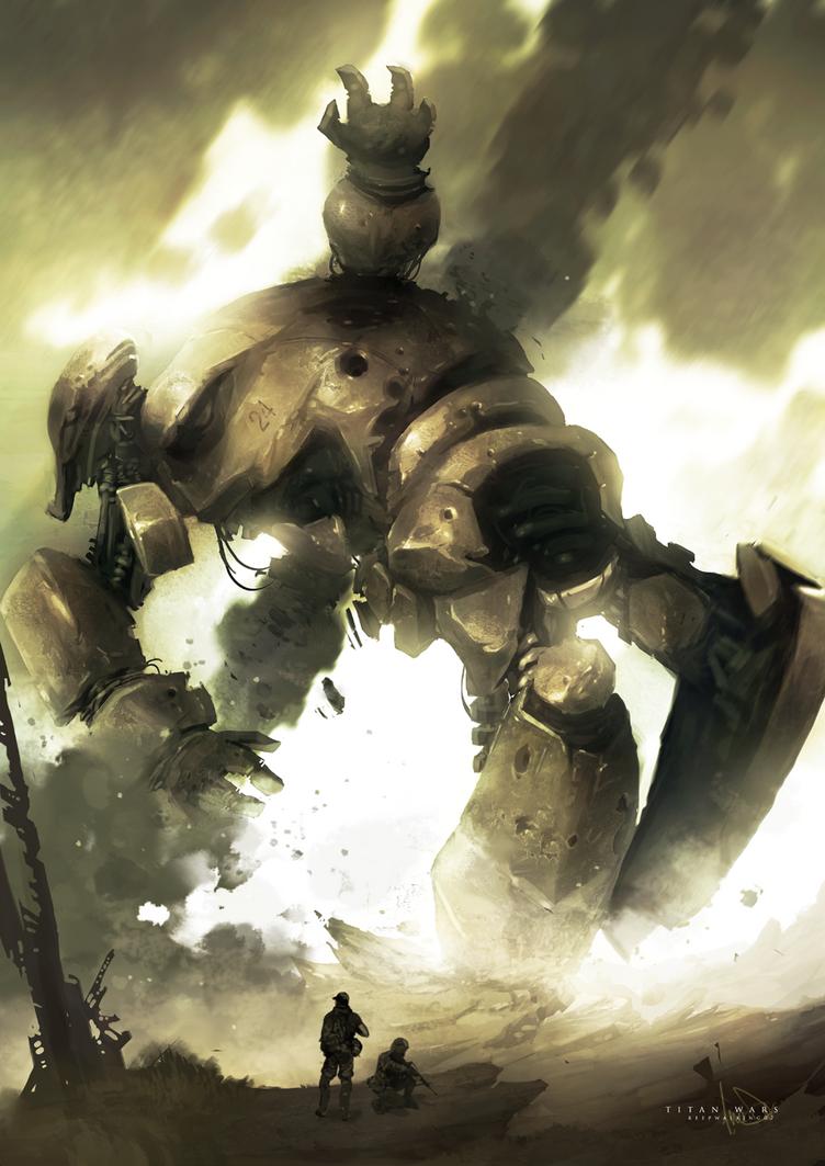 Titan Wars by FacundoDiaz