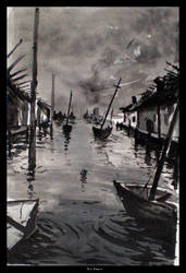 Dark River by FacundoDiaz