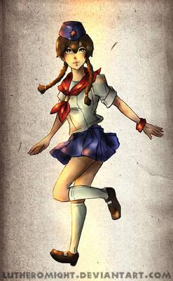 Yugo Girl
