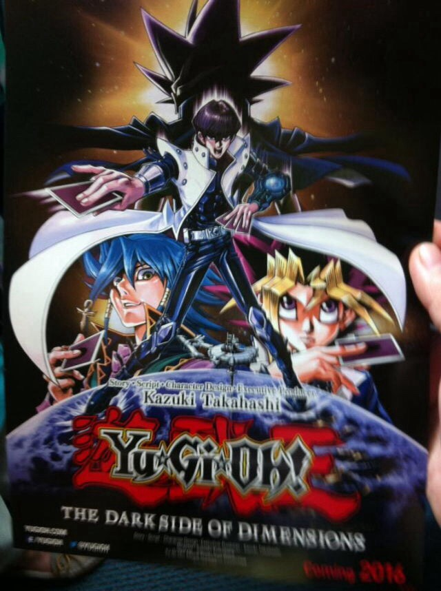 YGO The Movie by ALS123