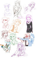 November 2016 Sketchdump by ALS123