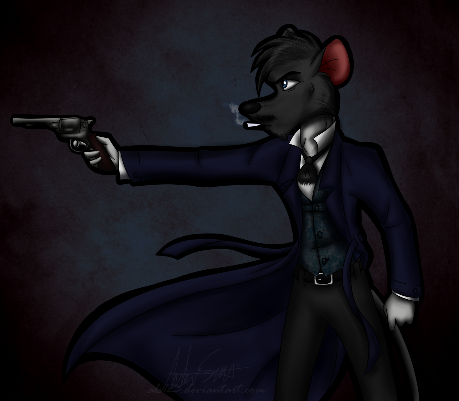 GMD OCs: Oliver Loran by ALS123