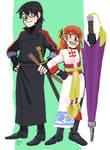 shin and kagura