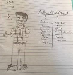 Meet the shit artist by NightwingTQFTCC