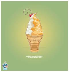 Kawaii Soft Serve Ice cream