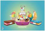 Kawaii Frozen Desserts Group