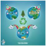 Happy Kawaii Earth Day 2009