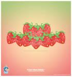 Kawaii Strawberries