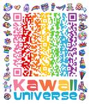 Kawaii SD Cute Shapes QR Code