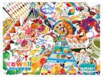 Kawaii Universe Handmade Vinyl Stickers on Etsy