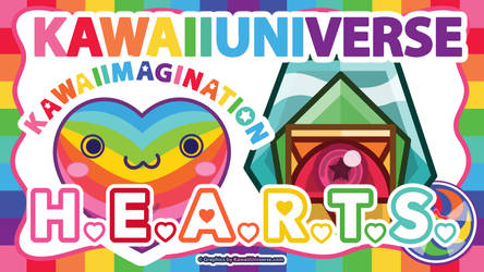 Kawaii Universe  | Kawaiimagination H.E.A.R.T.S.