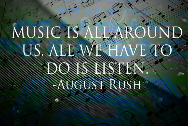 August Rush Quotes Tumblr Rush Quotes Tumblr Image