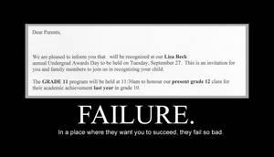 School Fail