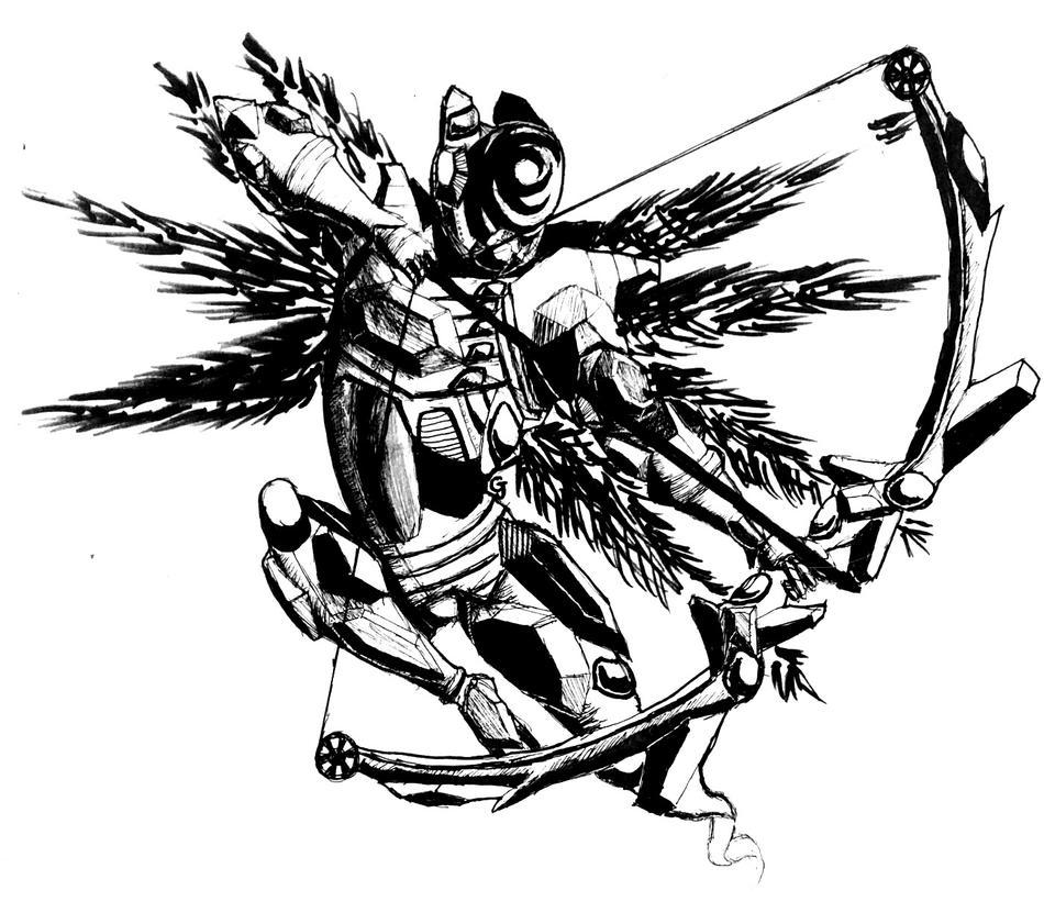 Vortex armor by GinJuice