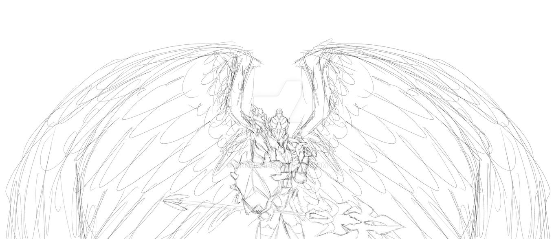 Terrarium - sketch by GinJuice