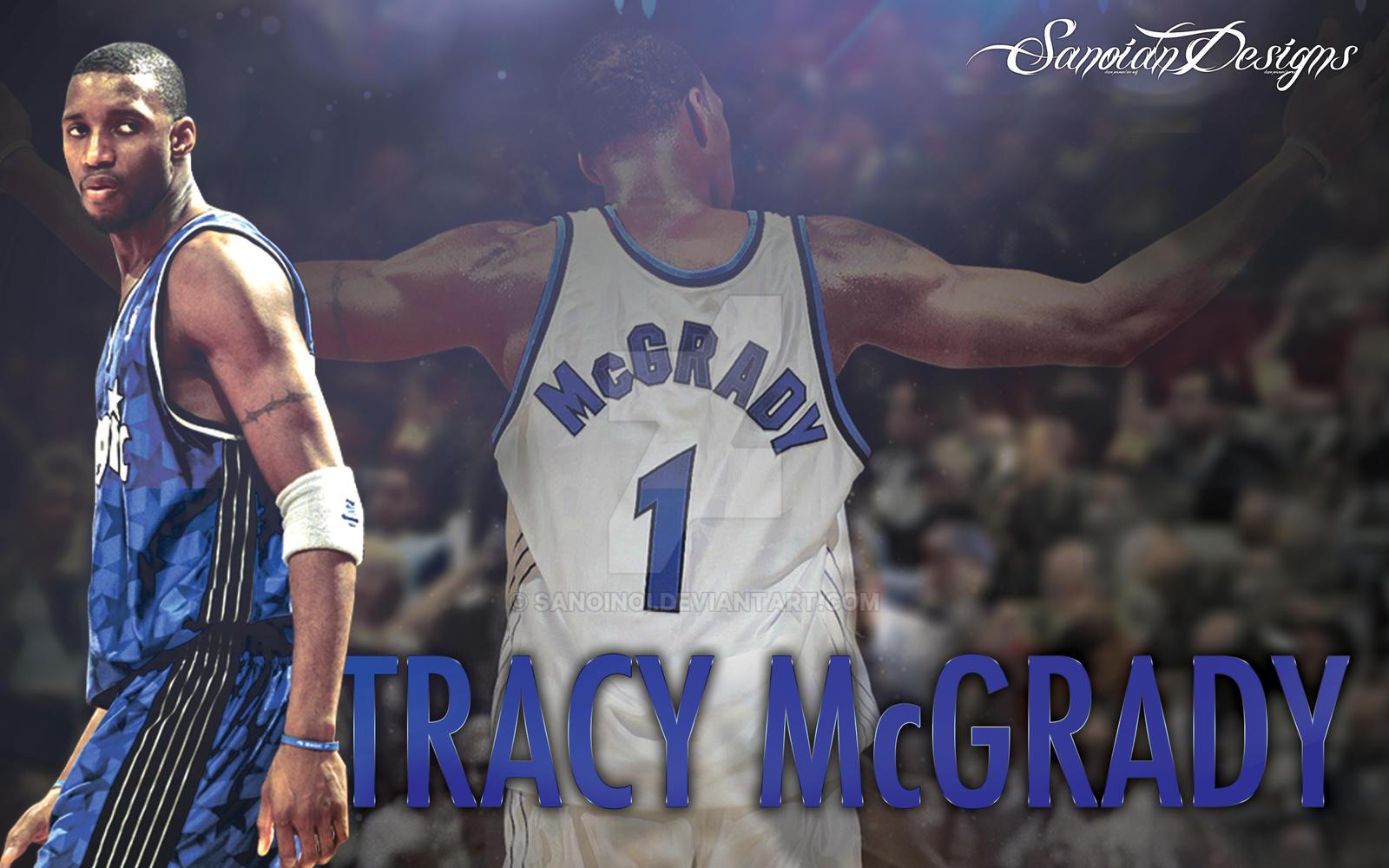 Tracy McGrady by Sanoinoi on DeviantArt