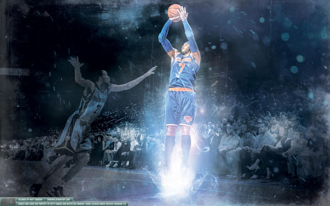 Carmelo anthony hd wallpaper by sanoinoi on deviantart carmelo anthony hd wallpaper by sanoinoi voltagebd Images