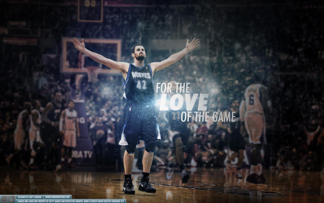 Kevin Love HD Wallpaper by Sanoinoi on DeviantArt