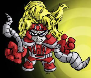 Chibi Omega Red