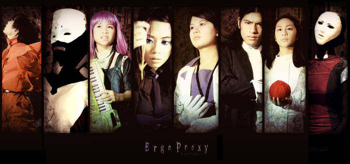 Ergo Proxy: Preview