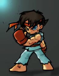 Ryu Stance