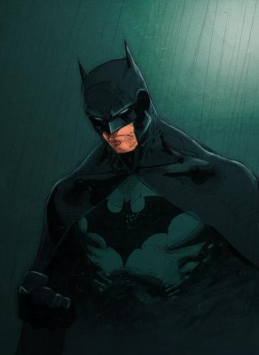 Batman by commanderlewis