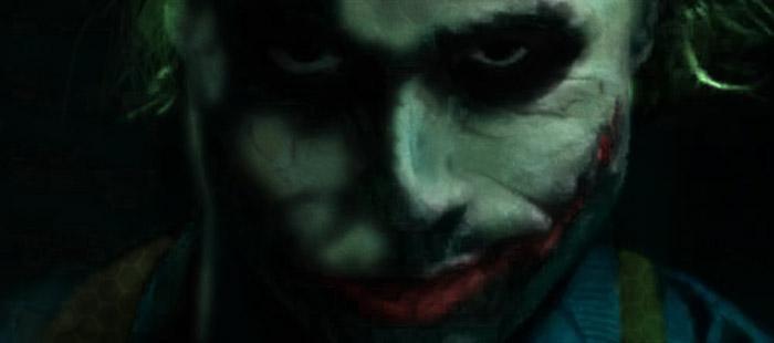 Joker Painting by commanderlewis
