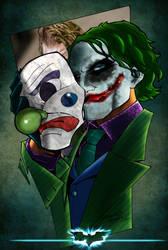 Joker better class of Criminal by commanderlewis