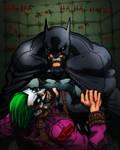 Batman 'The last Laugh'