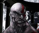 Kratos 'Ghost of Sparta'
