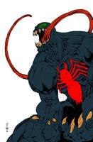 Venom by commanderlewis