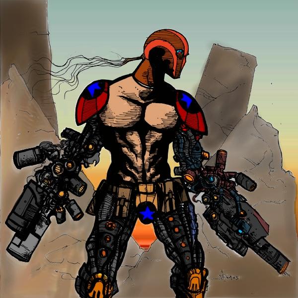 SuperPatriot by commanderlewis