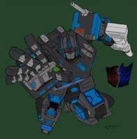 Nemesis Prime by commanderlewis
