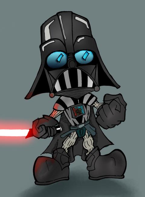 Vader by commanderlewis