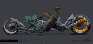 SHURIKEN: vehicle concept